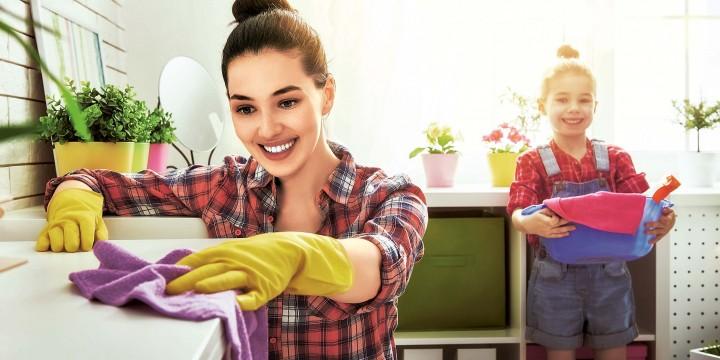 8 способов избавиться от пыли