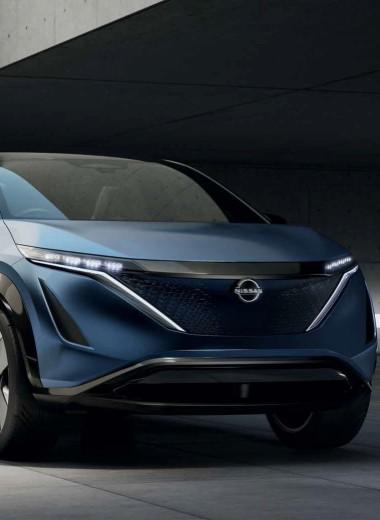 Nissan Ariya. Бесконечный японский футуризм