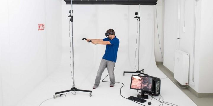 VR: в эпицентре событий
