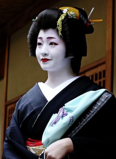 Под сенью сакуры в цвету