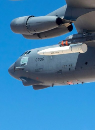 Гиперзвуковой орлан: новое оружие американцев
