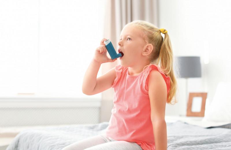 Поединокс астмой