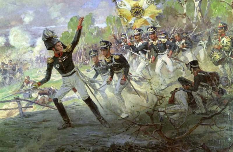Две войны генерала Раевского