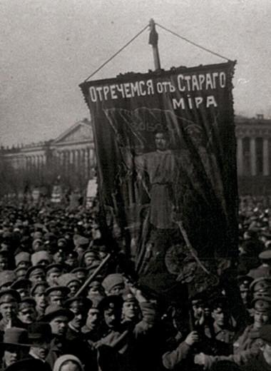 Хроника одного переворота