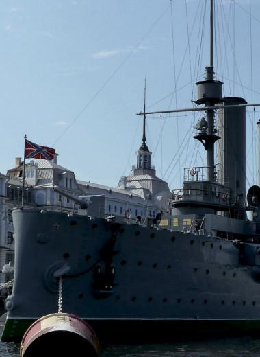 Крейсерская легенда революции