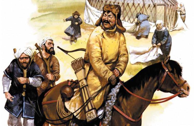 Наследие Орды в русском языке