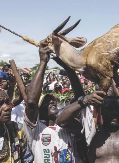 Гана: Абоакьер