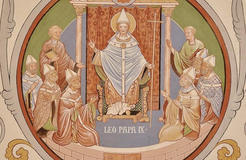 965 лет назад…Начался раскол церкви на католическую и православную