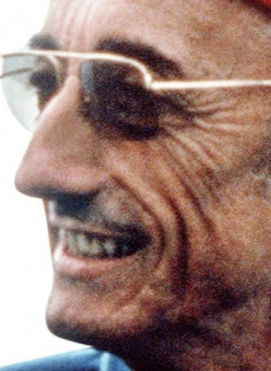 Человек-амфибия: 9 мифов о Жак-Иве Кусто