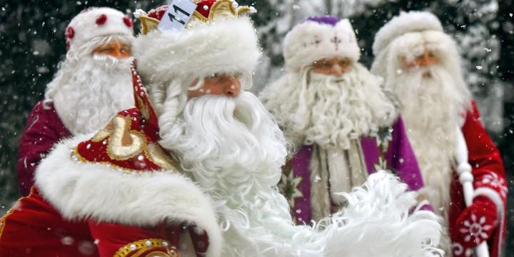 Запрещенный Дед Мороз