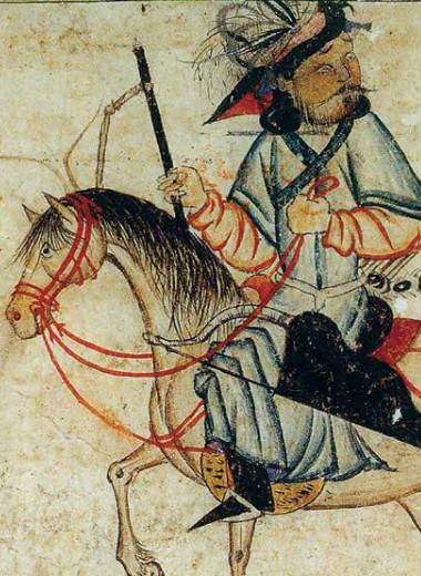 Пайцза монгольских ханов