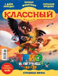 Классный журнал №17
