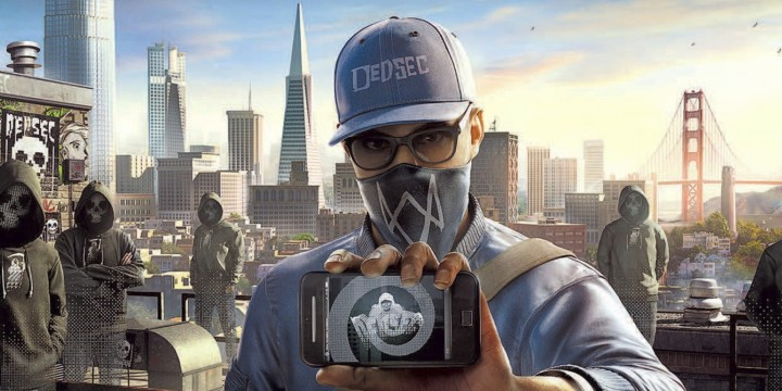Gamescom 2016 | Watch Dogs 2