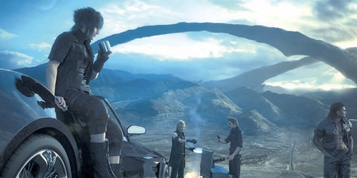 Gamescom 2016 | Final Fantasy XV