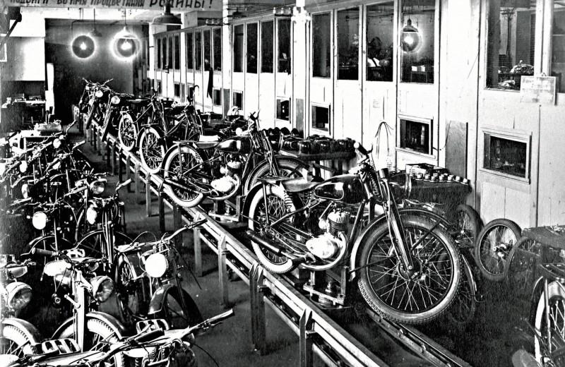 1947: бурный рост
