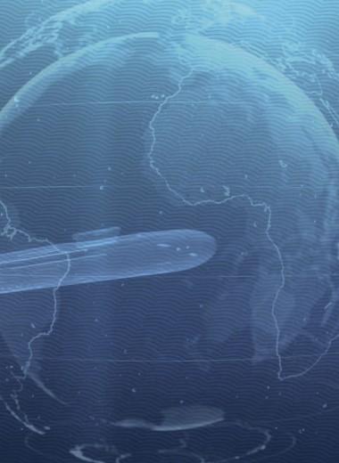 На грани слышимости: нейтринные коммуникации для подводного флота