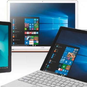 Ноутбук и планшет в одном устройстве