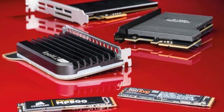 Охлаждение для M.2 SSD