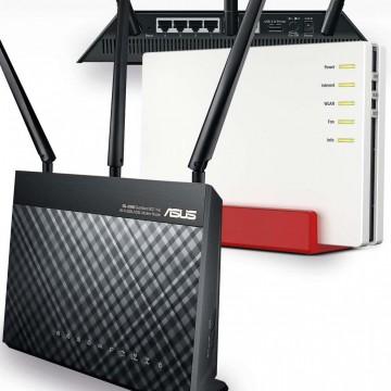 Мощные роутеры Wi-Fi