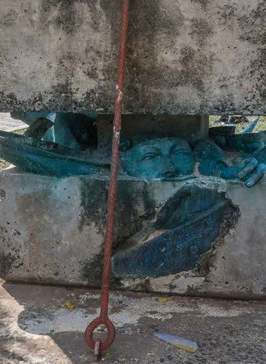 Памятник диктатуре «Больше никогда!»