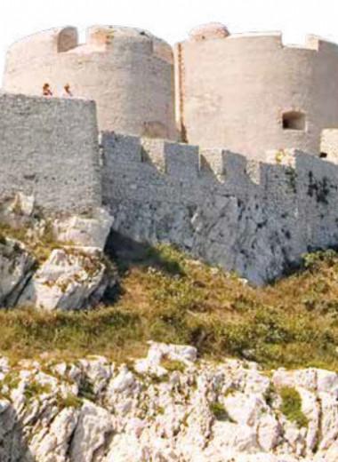 Мрачный замок Иф…