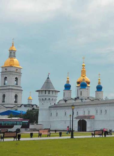 Центр освоения Сибири