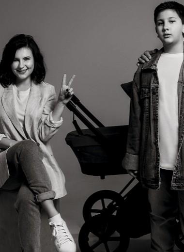 Анна Цуканова-Котт: «Все знают, какая я строгая мама»