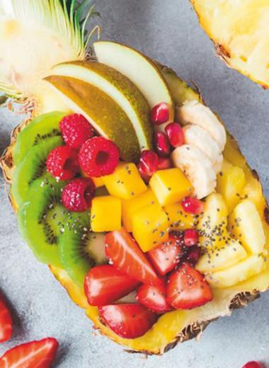 7 мифов о фруктах