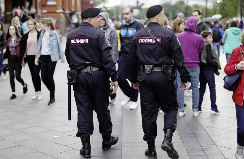 Полицейский