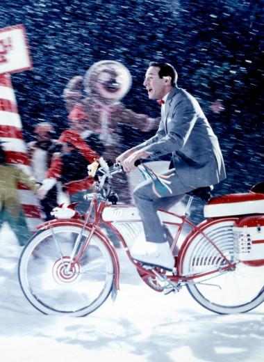 Идея! Велосипед круглый год