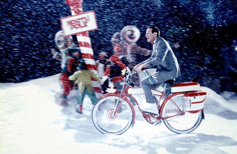 Велосипед круглый год