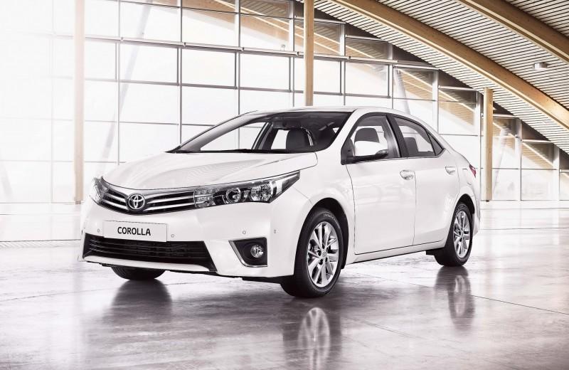 Toyota Corolla: Вспомнить все