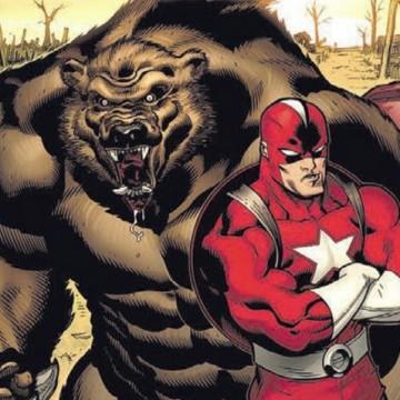 Русские супергерои в западных комиксах