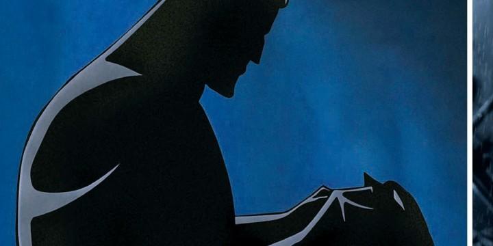 На самом деле я Бэтмен