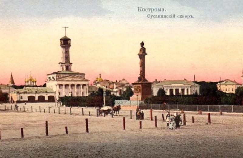 Общенародные выборы Ивана Сусанина