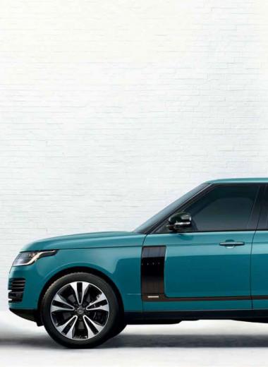 Range Rover. Юбилей королевской династии