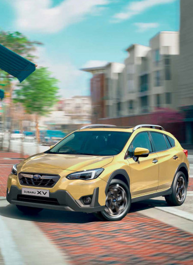 Subaru XV 2021. Чуть больше мощности и стиля