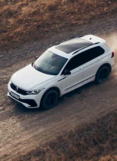 Volkswagen Tiguan 2021. Улучшенная версия себя