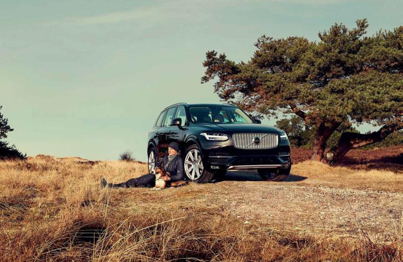 Volvo XC90. Совсем не страшно и почти не скучно
