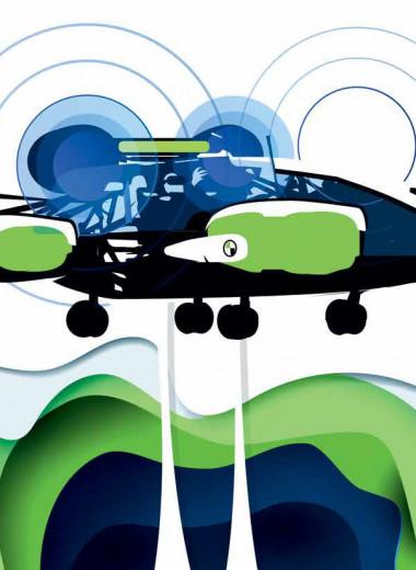 Стартап «Ховер» или Зачем нам летающее такси?