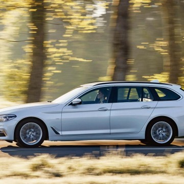BMW 5-й серии Touring