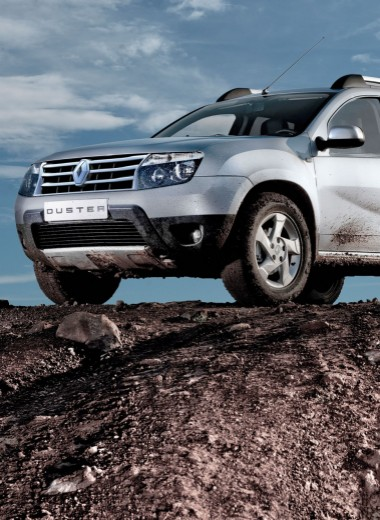 Renault Duster: попробуй найди