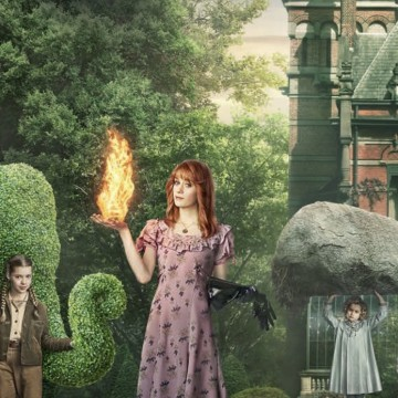 Съёмочная площадка | Miss Peregrine's Home for Peculiar Children