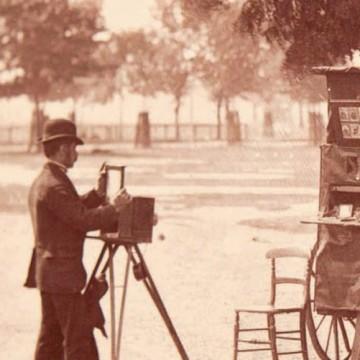 Вперёд в прошлое | Странные фотографии XIX века