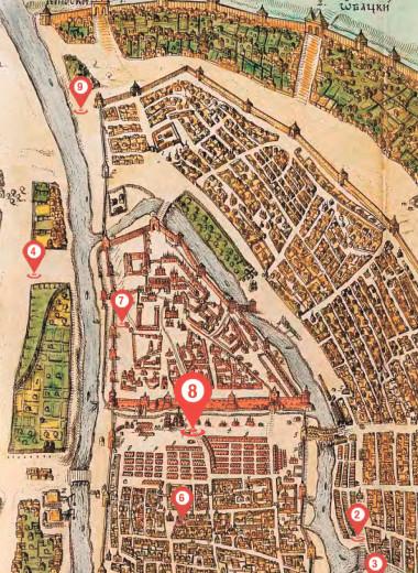6 июня 1671 года, Москва