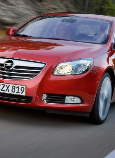 Opel Insignia: системный сбой