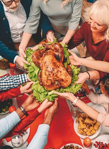 Сколько «проживёт» новогодняя еда