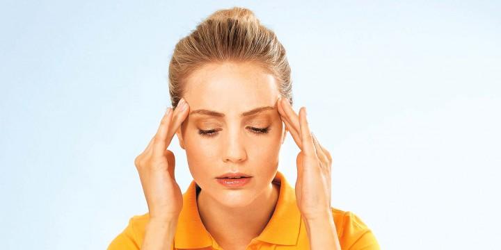 Самомассаж:снимаем головную больбез таблеток