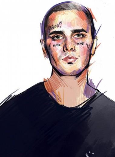 Лицо русского рэпа