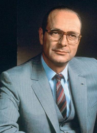 Жак Ширак, символ малых и великих предательств Пятой республики